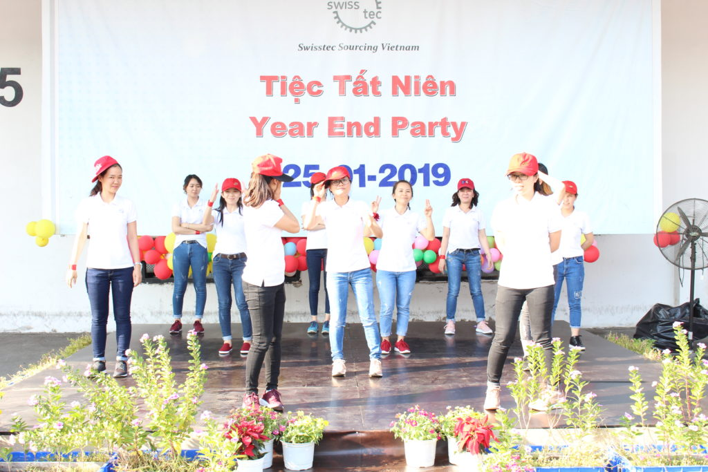 Year end Party 2019-11